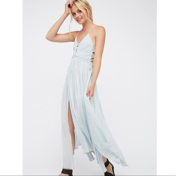 8a291d7dad6 Free People Dresses   Skirts - Free People Endless Summer Coconuts Maxi  Dress